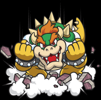 Bowser Crush