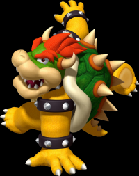 Bowser Break Dance