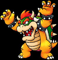 Scary Bowser