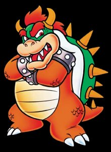 Tough Bowser