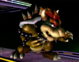 Bowser SSBM Screen