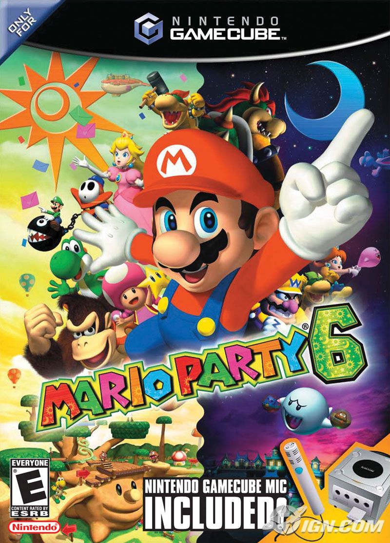 Mario Party 5 Iso Ntsc – Unique Birthday Party Ideas and Themes
