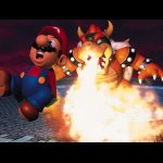 Bowser Flame