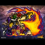 Bowser Strikers